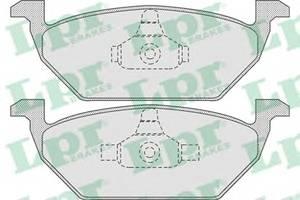 Новые Тормозные колодки комплекты Skoda Fabia