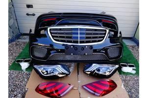 Новые Бамперы передние Mercedes 2222