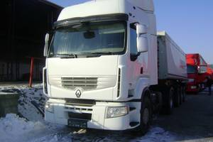 Новые Бамперы передние Renault Premium