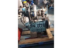 Новые Двигатели Kubota