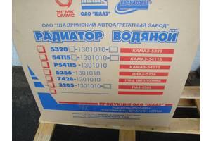 Новые Радиаторы ПАЗ 3205