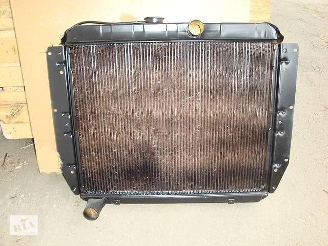 Купить бу радиатор на зил бычок