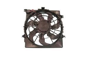 Новые Вентиляторы осн радиатора Kia Optima