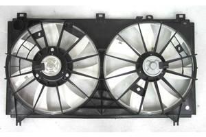 Новые Вентиляторы осн радиатора Lexus IS