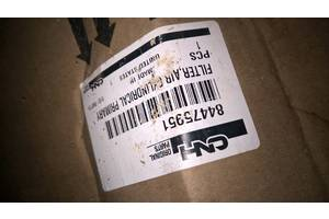 Новые Воздушные фильтры Case
