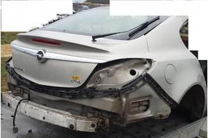 Четверть автомобиля Opel Insignia