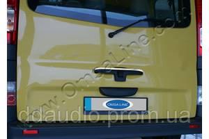 Дверь задняя Opel Vivaro груз.