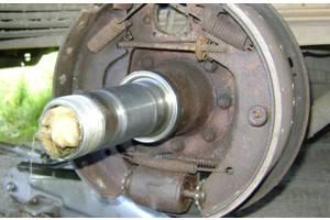 б/у Тормозной механизм Mercedes 407