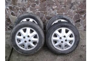 б/у Диск з шиною Opel