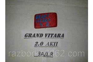 Бампер задний Suzuki Grand Vitara