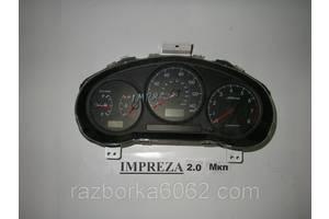 Панели приборов/спидометры/тахографы/топографы Subaru Impreza
