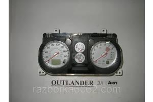 Панели приборов/спидометры/тахографы/топографы Mitsubishi Outlander