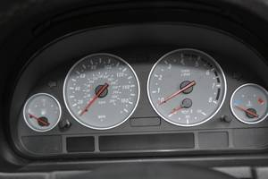 Панель приборов/спидометр/тахограф/топограф BMW X5