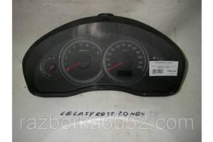 Панели приборов/спидометры/тахографы/топографы Subaru Legacy