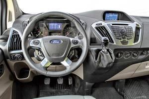 Новые Панели приборов/спидометры/тахографы/топографы Ford Tourneo Custom