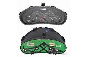 б/у Панель приборов/спидометр/тахограф/топограф Peugeot 206