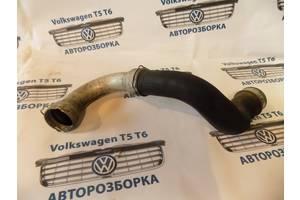 б/у Патрубки интеркуллера Volkswagen T5 (Transporter)