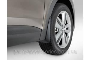 Новые Брызговики и подкрылки Hyundai Santa FE
