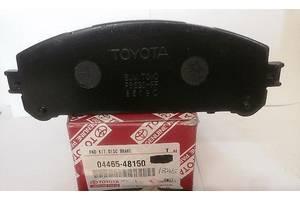 Новые Тормозные колодки комплекты Toyota Rav 4
