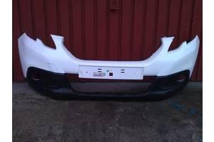 б/у Бампер передний Peugeot 2008