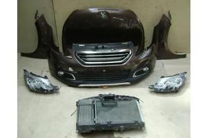 Радиатор Peugeot 2008