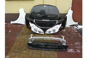 Усилитель заднего/переднего бампера Peugeot 208
