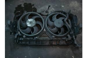 б/у Радиатор Peugeot 407