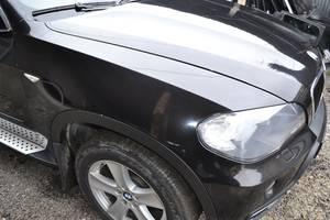 Брызговики и подкрылки BMW X5