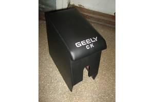 Новые Geely CK