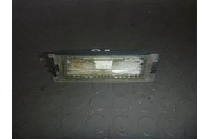 б/в Фонарь подсветки номера Dacia Logan