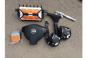 Подушки безопасности Nissan Qashqai