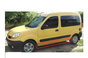 Новые Пороги Renault