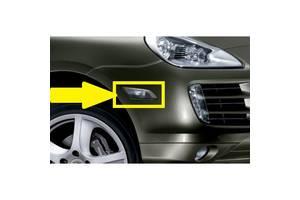 Новые Поворотники/повторители поворота Porsche Cayenne