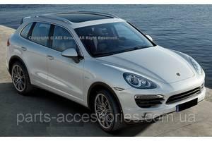 Новые Рейлинги Porsche Cayenne