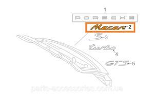 Новые Багажники Porsche Macan