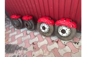 б/у Тормозные диски Porsche Cayenne Turbo
