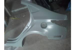 Новые Крылья задние Hyundai Sonata