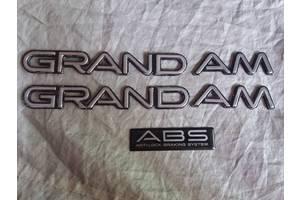 б/у Эмблема Pontiac Grand AM