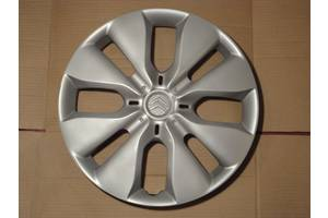 Новые Колпаки Citroen C1