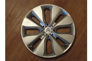 Новые Колпаки на диск Citroen C3