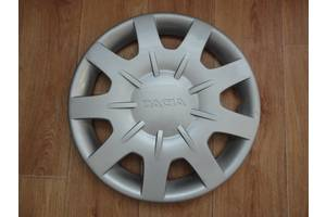 Новые Колпаки на диск Dacia