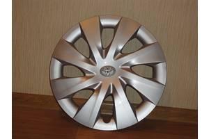 Новые Колпаки на диск Toyota Yaris