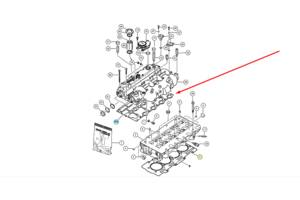 Новые Прокладки клапанной крышки Chrysler Voyager