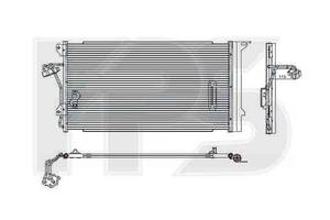 Радиатор кондиционера Audi Q7