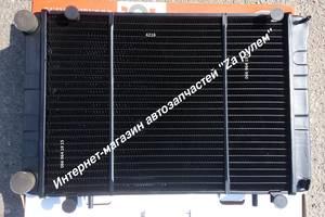 Новые Радиаторы ГАЗ 3221 Газель