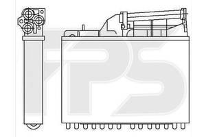 Новые Радиаторы печки BMW 5 Series