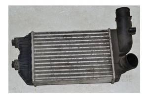 б/у Радиатор интеркуллера Fiat Ducato