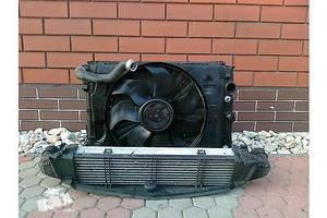 Радиатор интеркуллера Mercedes C-Class