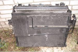 б/у Радиатор Jeep Grand Cherokee