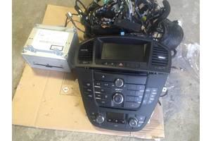 Радио и аудиооборудование/динамики Opel Insignia
